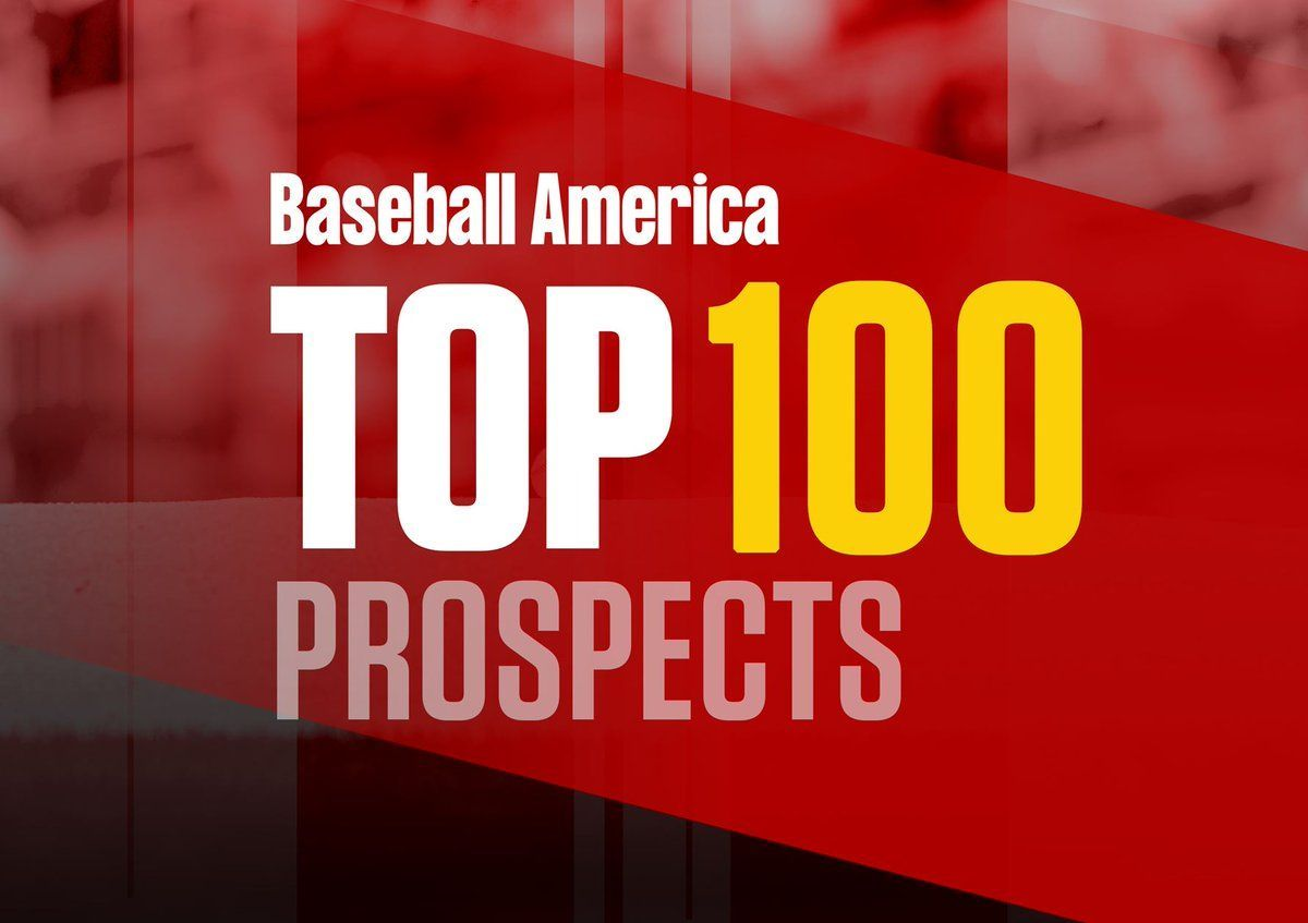 TOP 💯 UPDATE  Seven 2019 draft picks enter the list, 16 new players enter the rankings in total and Luis Robert's meteoric rise continues.   https://buff.ly/2WaESJG
