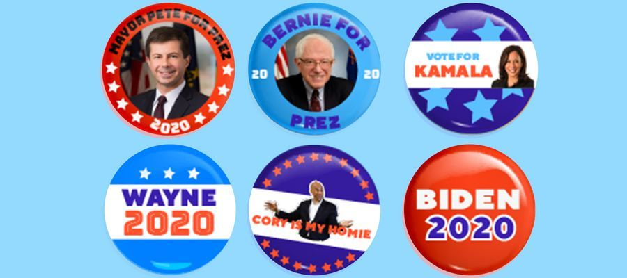 Are you keeping track of the presidential hopefuls? Take this quiz to find out! https://buff.ly/2LBgM89