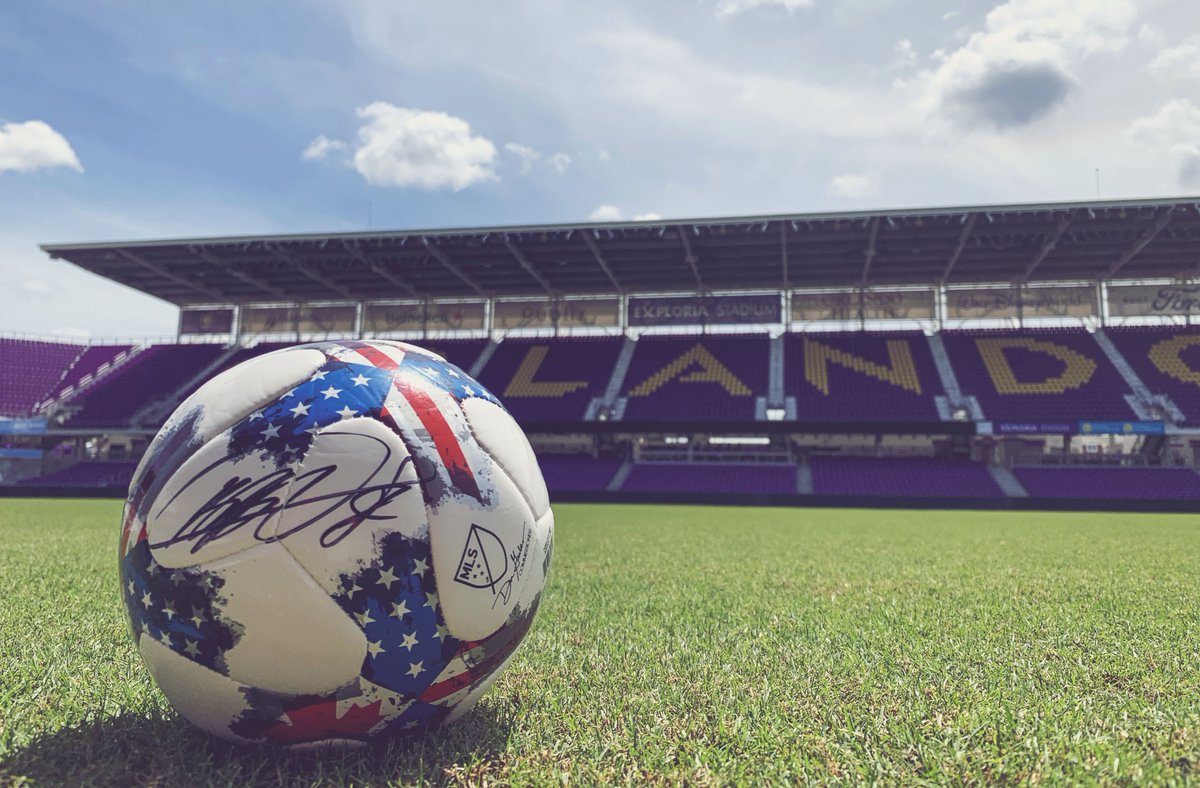 @OrlandoCitySC's photo on #CaptainNani