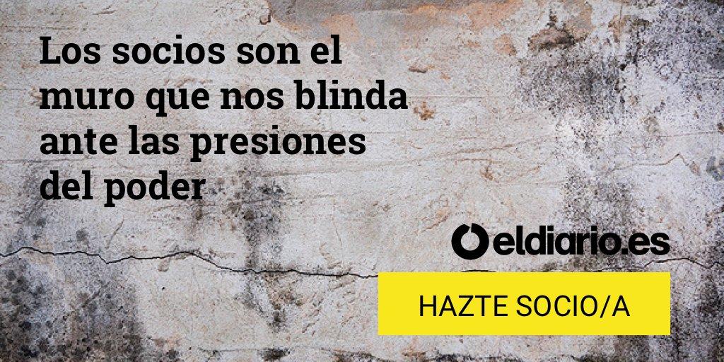 ¡Ya está listo el adelanto para socias y socios de http://eldiario.es! Apoya el periodismo independiente: http://lee.eldiario.es/adelanto