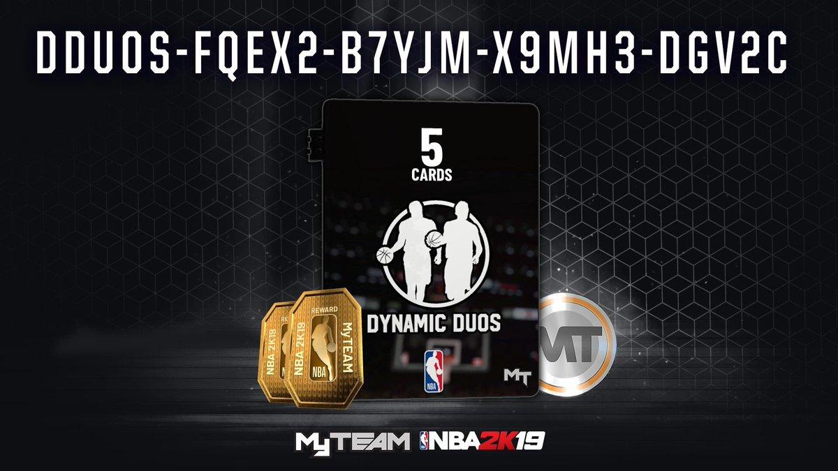 NBA 2k19 Locker Codes (@2k19Locker) | Twitter