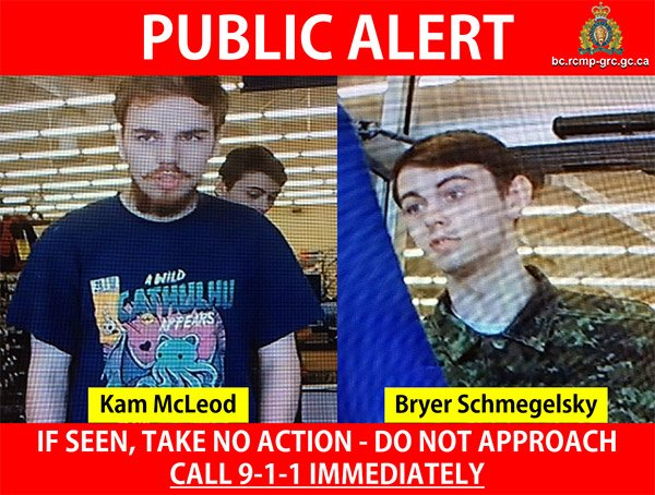 Two missing teenagers now suspected murder in Canada - International