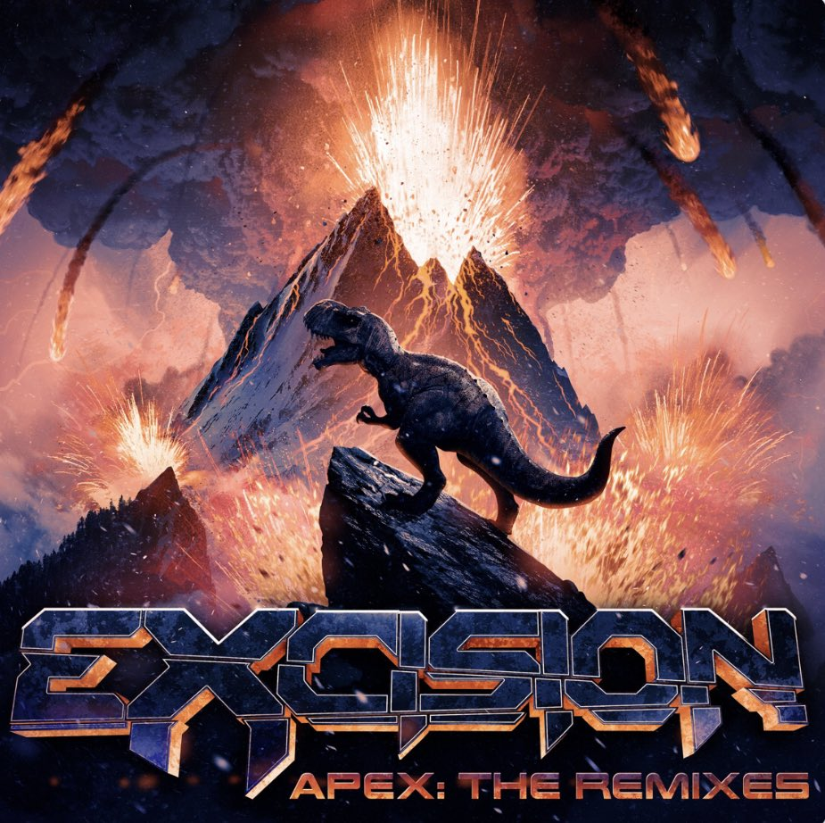 currently 🤤🤯🥵 @Excision