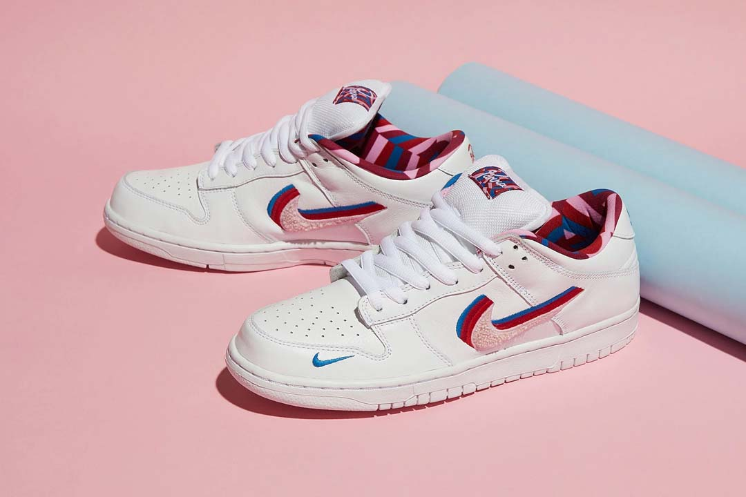 22e0e58e Our Parra x Nike SB Dunk Low raffle guide has just been updated! 🧐 https
