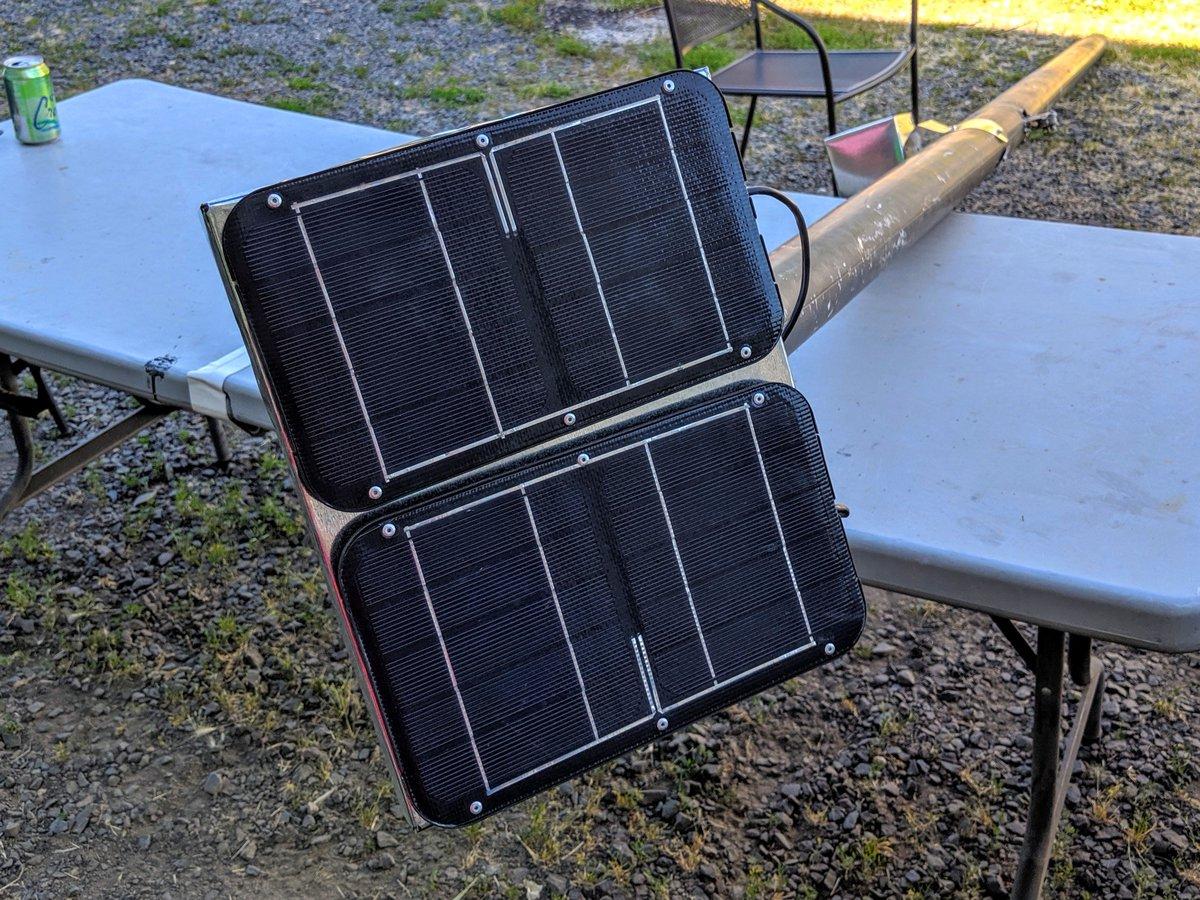 Esp32 Solar Charger