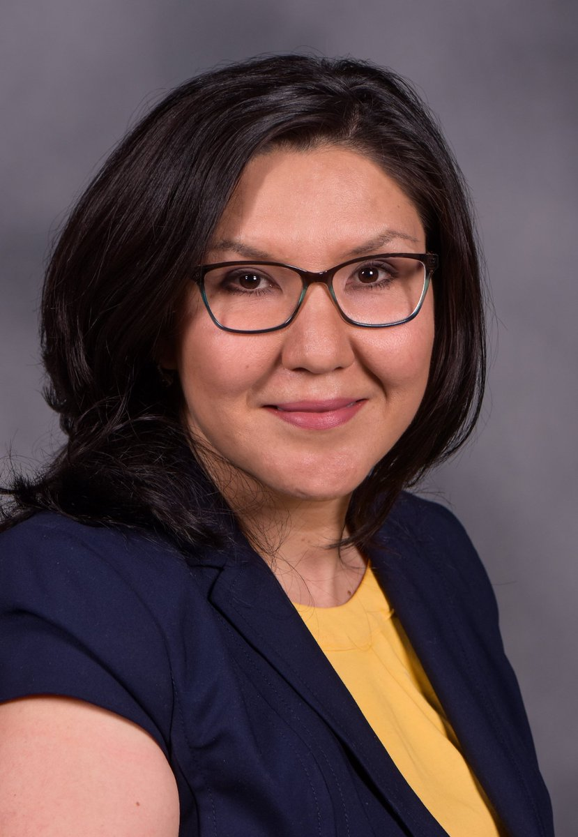 Congratulations to Assistant Director for Upward Bound, Maya Satlykgylyjova, on earning her PhD! Way to go Dr. Satlykgylyjova!!! #Hardworkpaysoff #ProudDivision #KentState Read more about Dr. Satlykgylyjova, https://www.kent.edu/diversity/maya-satlykgylyjova-phd…