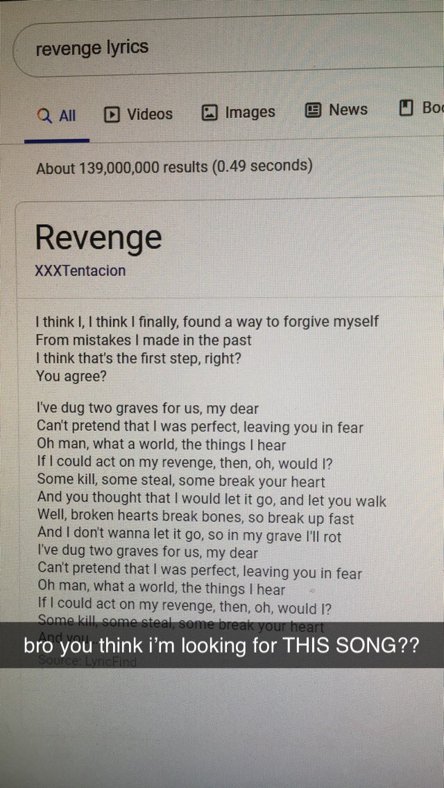revenge minecraft parody lyrics