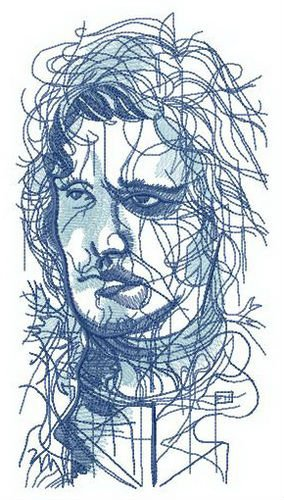 New embroidery design Jon Snow sketch embroidery design from Game Of Thrones collection for t-shirts. Instant download. #GameofThrones #WinterisComing #HouseStark #ASongofIceandFire #HouseTargaryen #JonSnow #NightsWatch #embroidery design available here https://embroideres.com/jon-snow-sketch-embroidery-design-54435 …