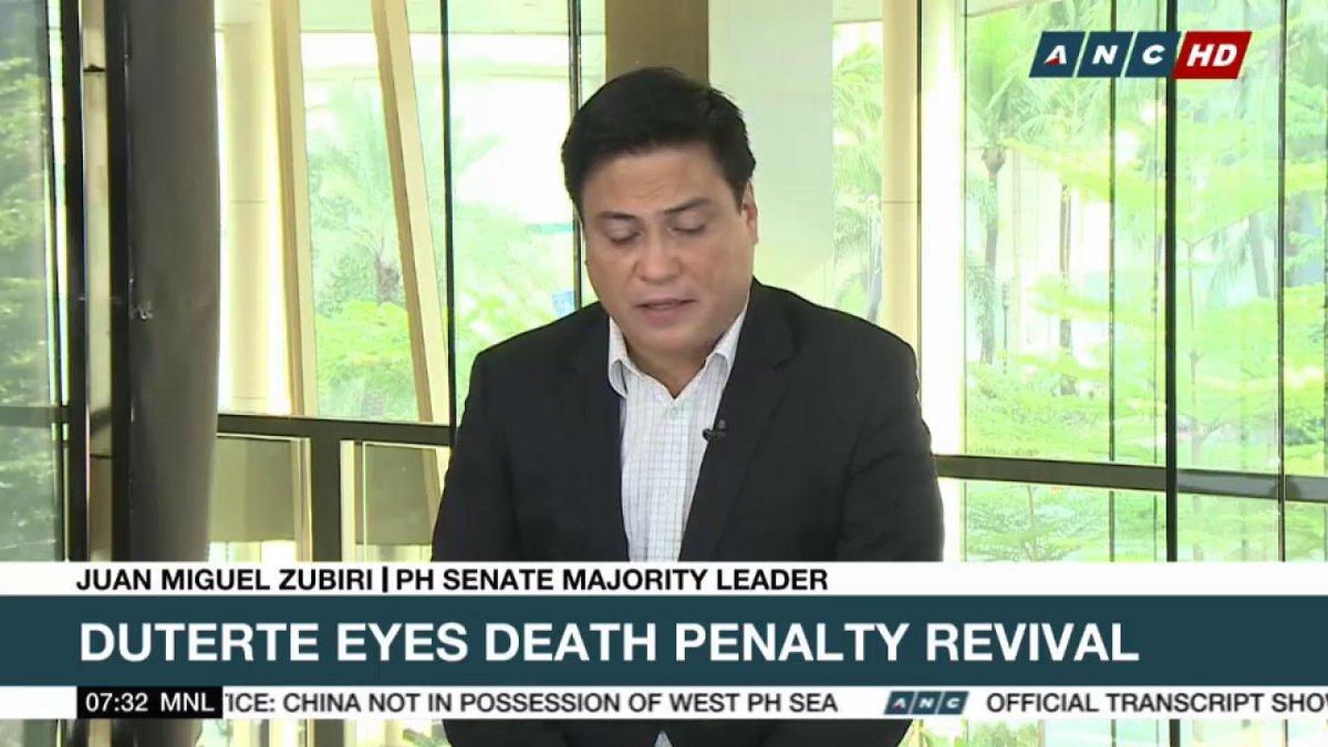 Senators Juan Miguel Zubiri : Latest news, Breaking news