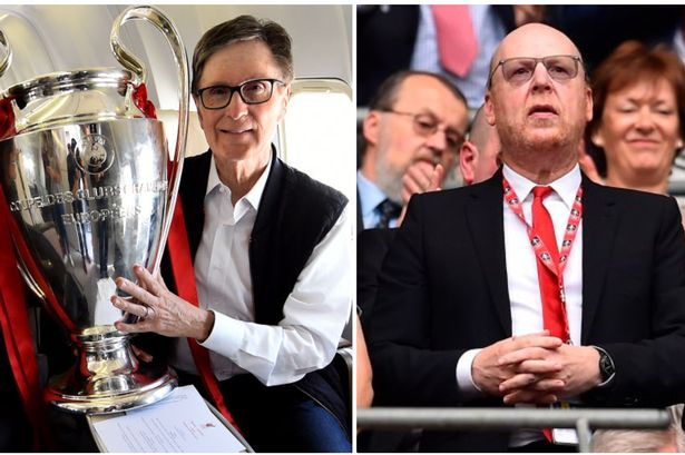 FSG vs Glazer family - How Liverpool transfers, finances and success closed gap on Manchester United: Liverpool have completely turned around their fortunes in recent years leaving the likes of Chelsea, Arsenal and Tottenham i.. https://t.co/MTYCZfyq1A https://t.co/fYfiyD3AdC