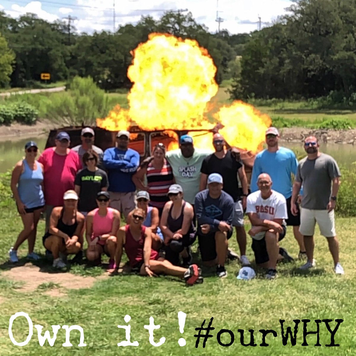 China Spring ISD Leadership Team Retreat 2019!! #ourWHY #Ownit!