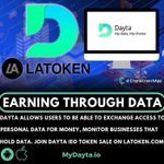 Image for the Tweet beginning: The Dayta ecosystem introduces a