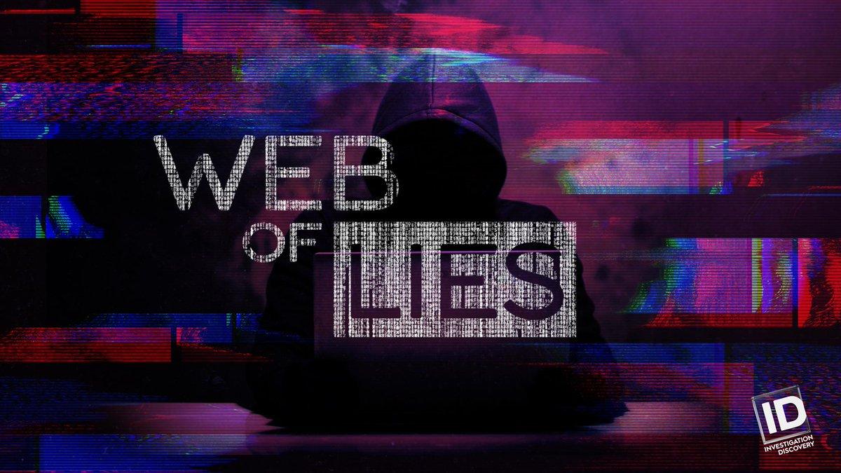 @DiscoveryID's photo on #WebOfLies