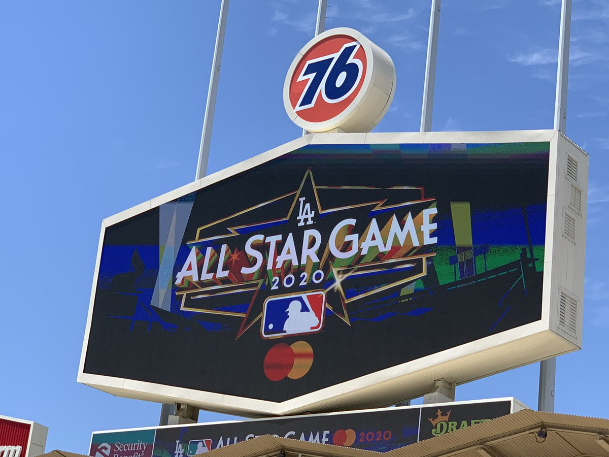 mlb all star game 2020