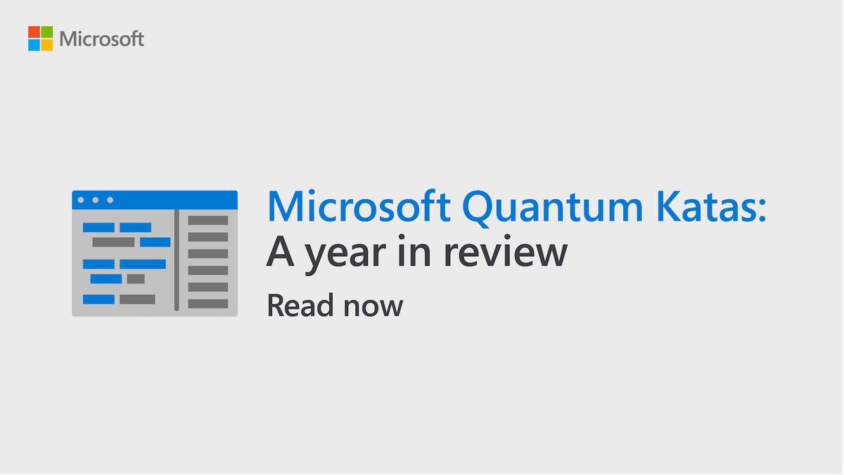 Microsoft Quantum (@MSFTQuantum) | Twitter