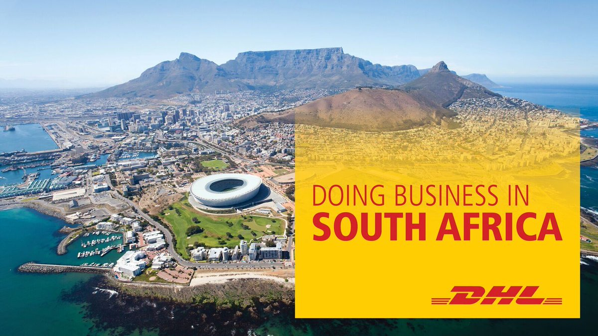 The #USA is #SouthAfrica's second largest trading partner.   Find out how your #SMB can #GoGlobal in South Africa: https://us.dhl.gl/2DdUuSa   #GoGlobal