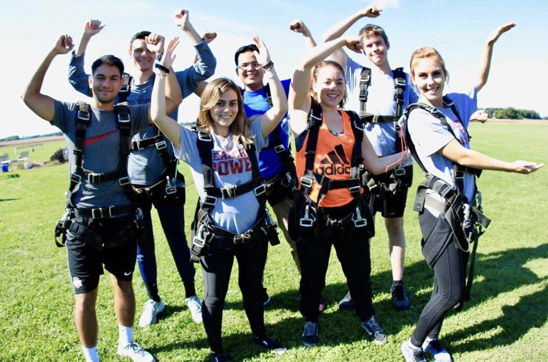 Skydiving Club UC (@SkydivingClubUC) | Twitter