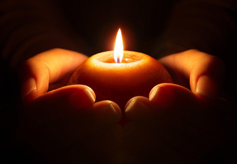 Картинки, картинки зажженные свечи