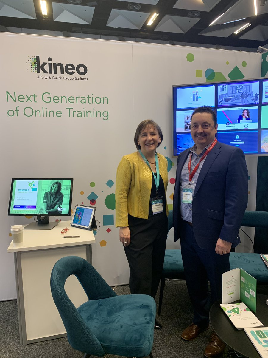 At Vic Healthcare Week, with @Andrew_Jamo33 - attend the free expo to hear the Benetas story with a focus on micro learning #vhwau @AustHealthWeek @KineoAPAC #microlearning