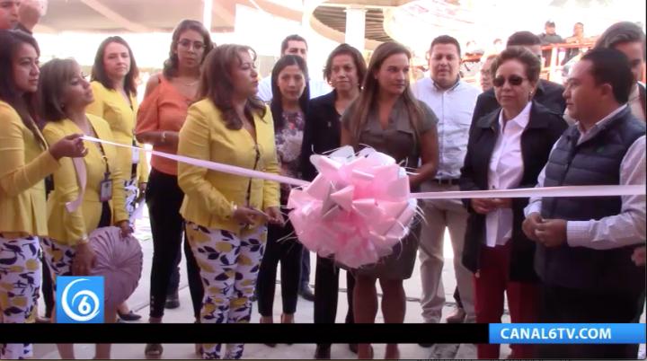 #Edomex | El ayuntamiento de Ixtapaluca realizó la reinauguración del Instituto para los Derechos de la Mujer (IPDM).VIDEO: https://bit.ly/30QzaOG