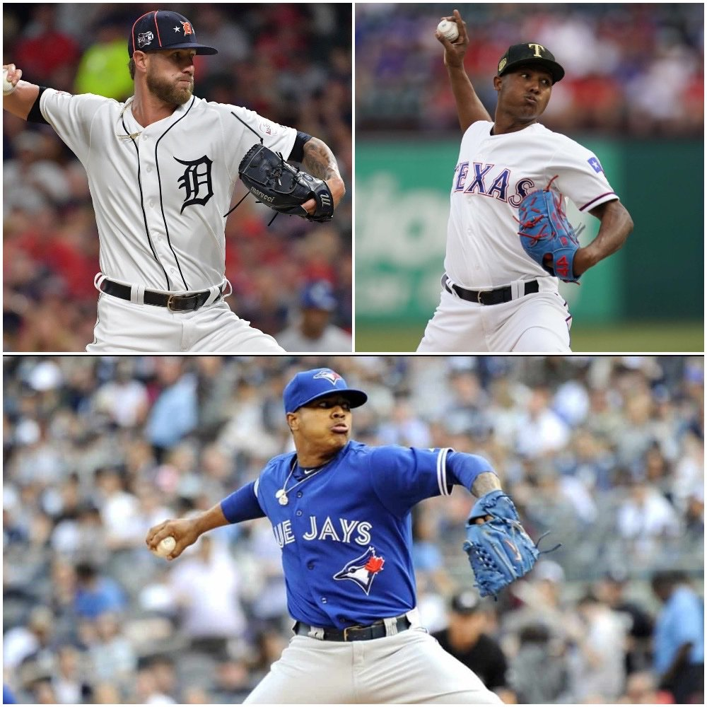 Concept fits for a number of contending teams: #RootedInOakland #TakeItBack #MNTwins #ThisIsMyCrew #ChopOn #RaysUp #OnePursuit #PinstripePride #MLB   LATEST ARTICLE: https://popflybaseball.blogspot.com/2019/07/seven-starting-pitcher-reliever-combos.html…