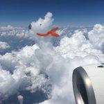 飛行機内の暇つぶしにコレは最高なのでは絵の練習にもなるし