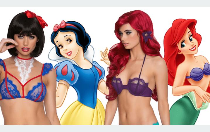 #YoSoiTu Terminando con nuestra infancia en 3 2 1… Lanzan lencería inspirada en las Princesas de Disney ¿Cuál es tu favorita? https://bit.ly/2Ovt6tR