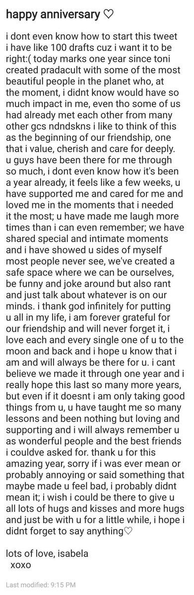i love u guys 🏹♡ happy anniversary