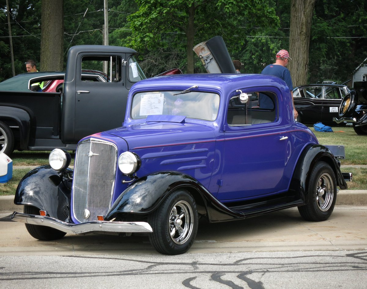 #Car 🚗 Awesome of the Day: #Vintage Purple #Hotrod via @bcprzygo #SamaCars