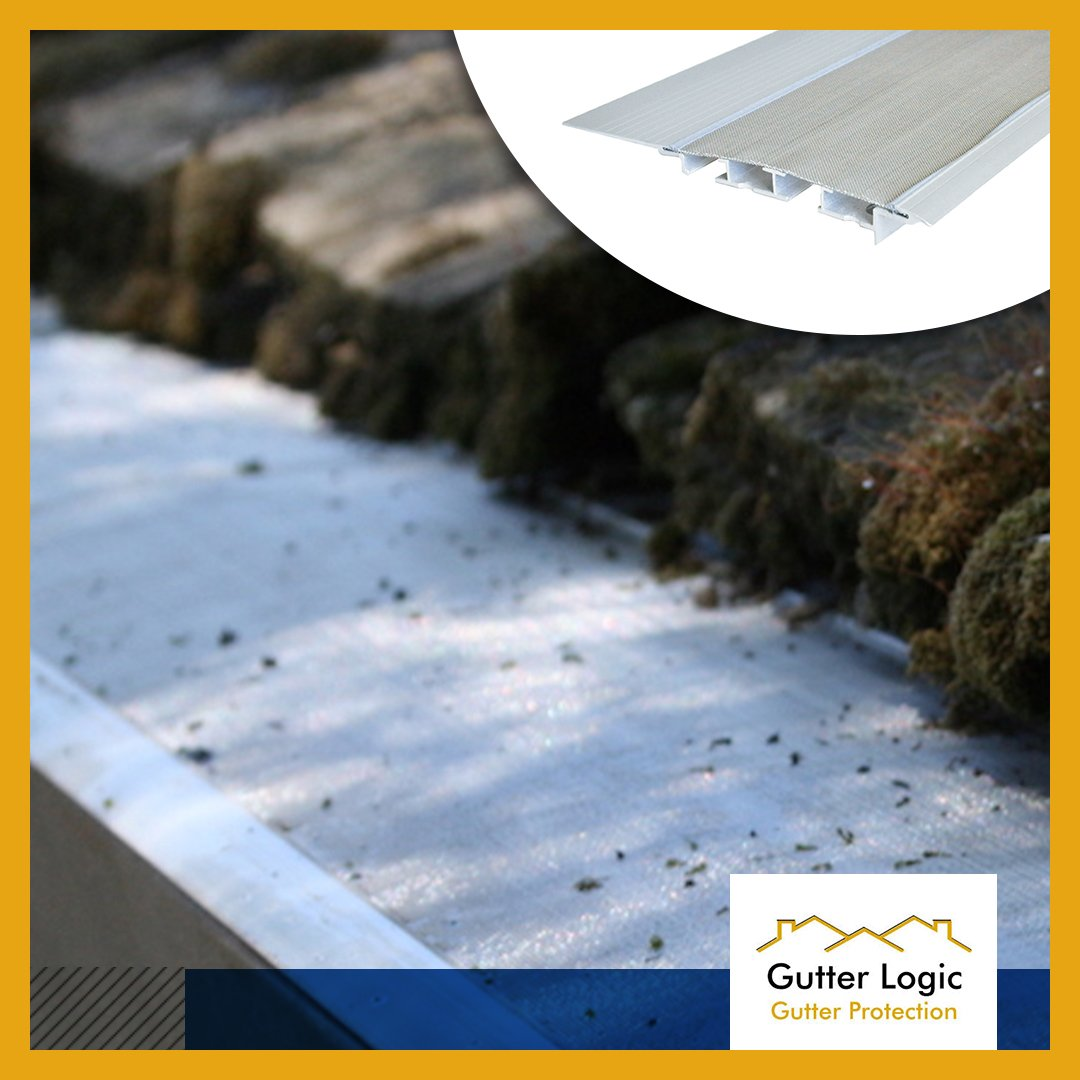 GutterDome crafts every gutter guard from military-grade tempered aluminum, which makes it much stronger than gutter guards made of rolled aluminum, plastic or other materials. For unrivaled strength and durability, turn to GutterDome by Gutter Logic.