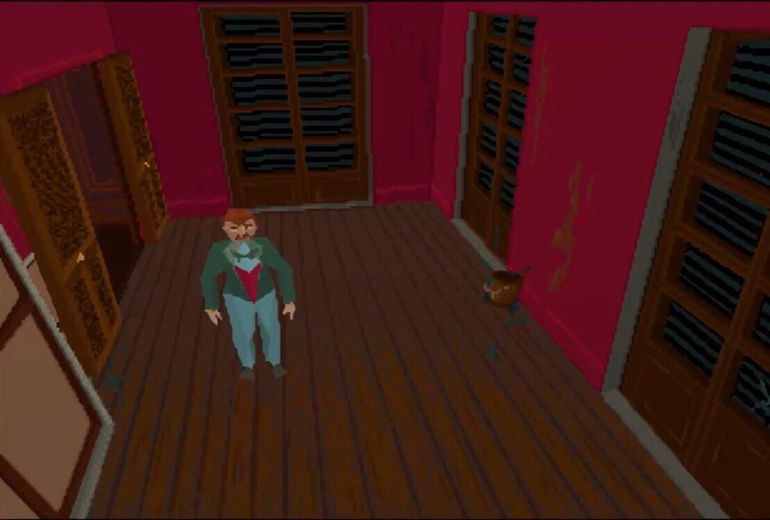 Adventurer S Cap On Twitter Alone In The Dark 1992