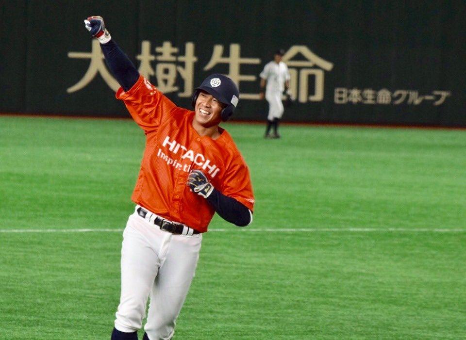 日立製作所野球部 hashtag on Twitter