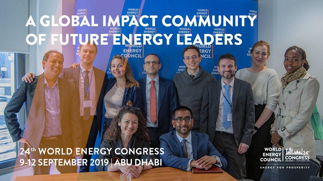Image result for world energy congress abu dhabi TEAM