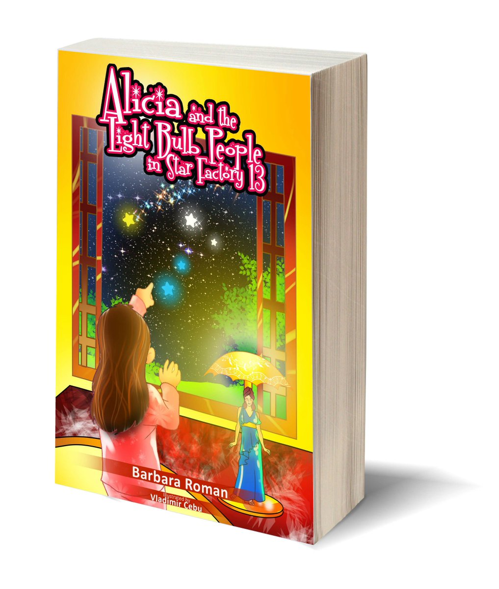 ★Alicia and the Light Bulb People in Star Factory 13★ BMoonSinger1 ✔http://wp.me/P5rIsN-35u  ASMSG #pizzazzbookpromotions #childrensbooks