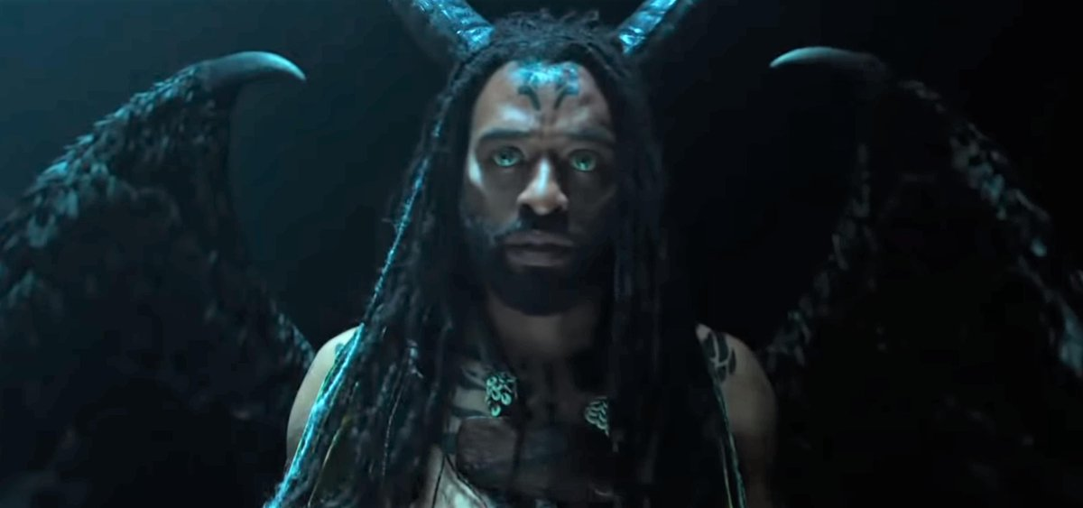 And suddenly I am more interested in Maleficent 2 :D Moar Chiwetel Ejiofor as a demon plz. https://t.co/y1QOwvRmMD