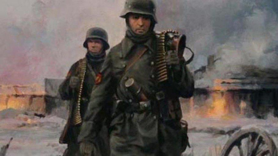 La atroz marcha de la División Azul a través de un lago helado: cuando España asombró a los nazis https://t.co/0AjBVvVzID https://t.co/niMYK9B0hr