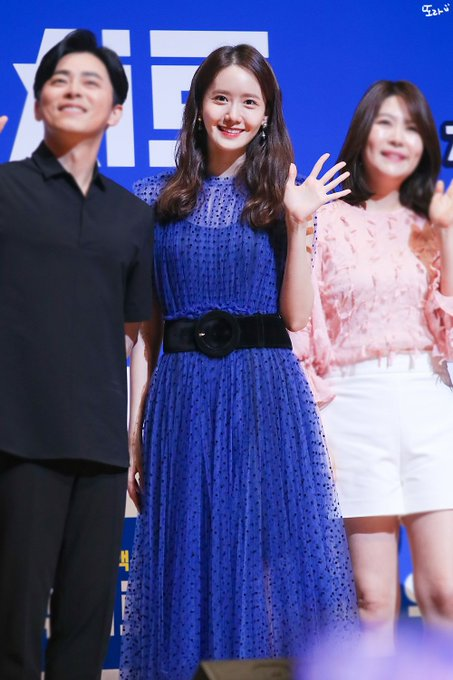 """[PHOTO] 190717 Yoona - """"EXIT"""" Media Movie Preview Event EAO8EC2U0AAUPVV?format=jpg&name=small"""