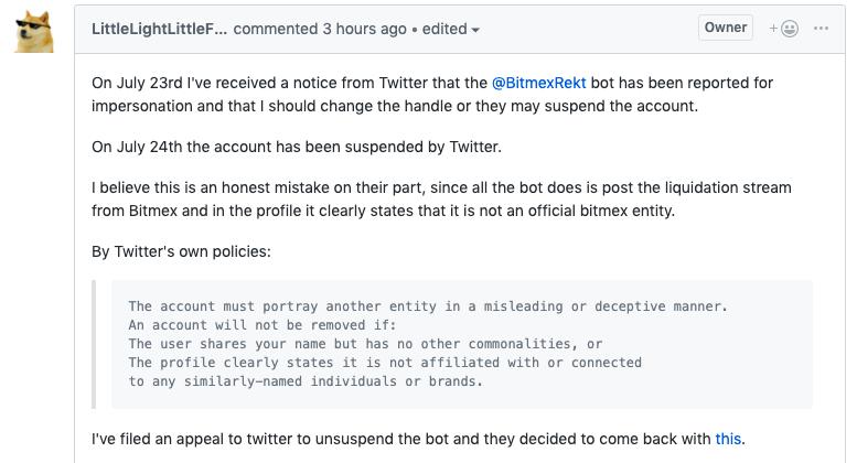 Bitmex Bot Github