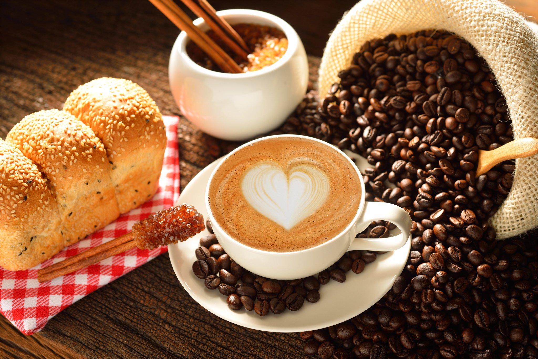 Поздравления, чашки кофе в картинках