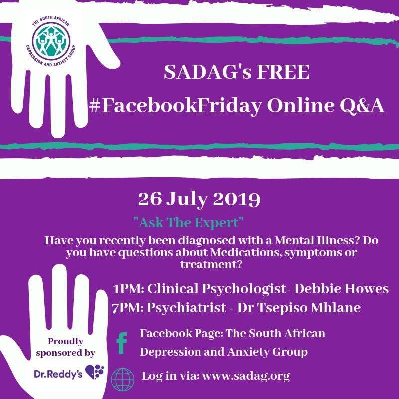 Join our Ask the Expert Facebook Friday FREE Online Q&A