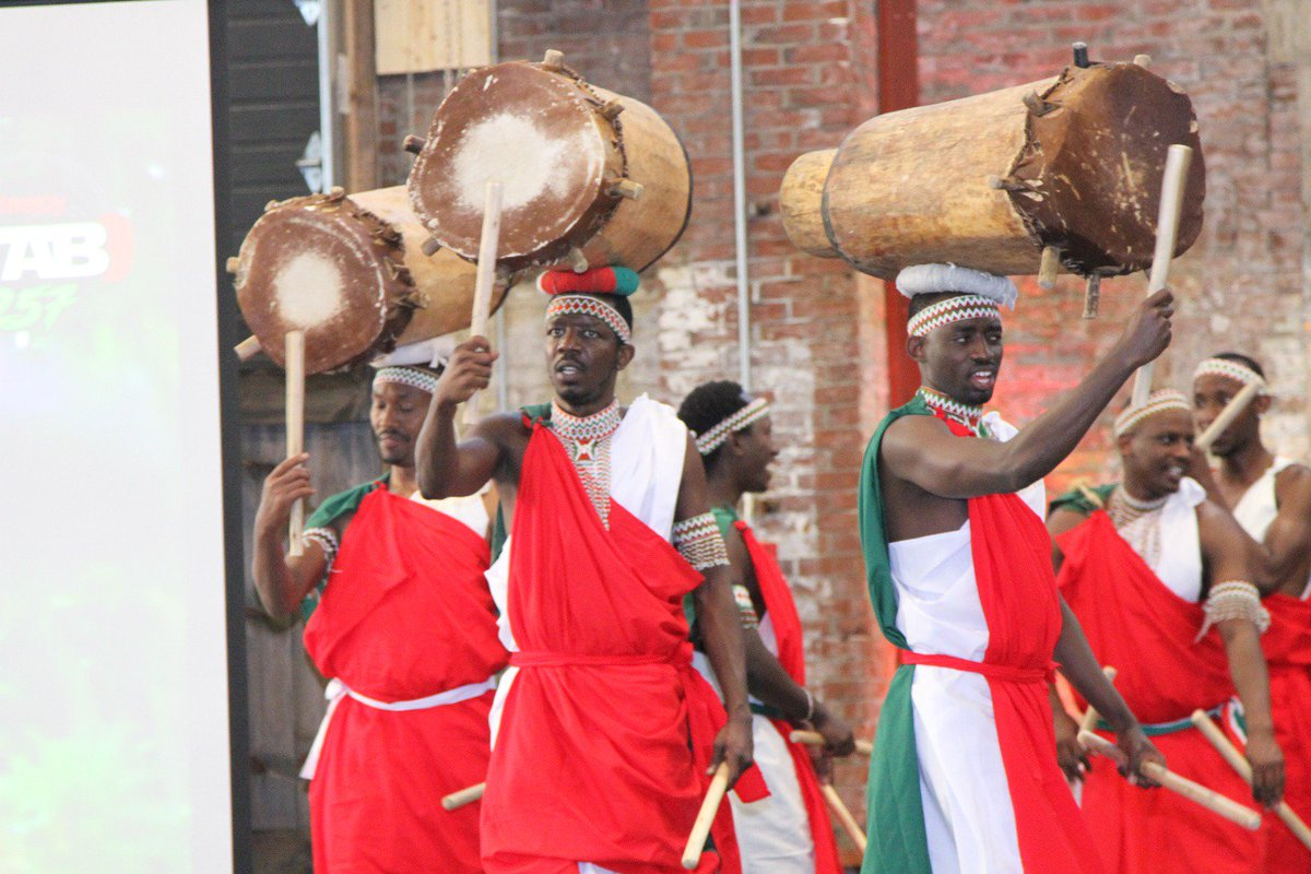 Here are the links watch video Burundi Drum, Dance & Culture Festival (the show is in two parts): Part1  and  Part 2   @cportcu @Beyonce #beygood4burundi @coffeebydesign