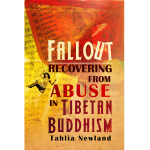 """Another new book on the topic: """"Fallout: Recovering from Abuse in Tibetan Buddhism"""". Fallout is the memoir of one woman's journey from ignorance of the reports of physical, emotional and sexual abuse by spiritual teacher Sogyal Rinpoche. https://t.co/njbIuROpui #abuse #Buddhism"""