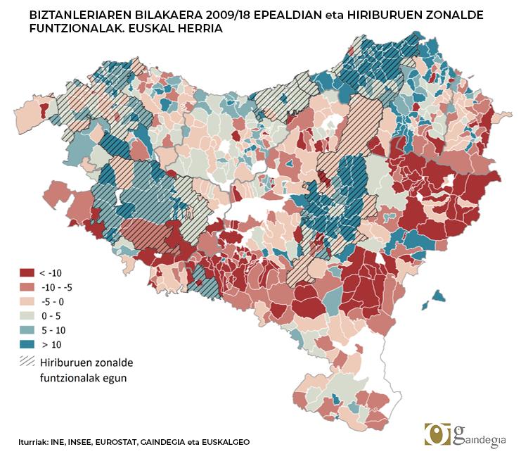 Mapa Euskal Herria Pueblos.Despopulazioa Hashtag On Twitter