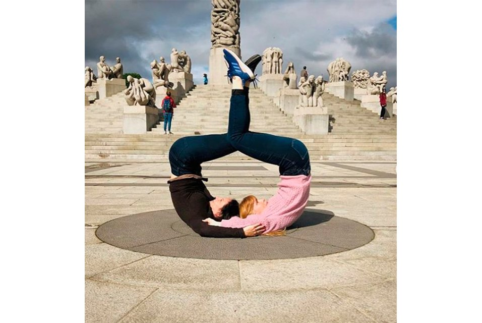 Sculptor Gustav Vigeland inspires a new generation of budding artists in fun social media campaign ow.ly/z9IT50v9DXv