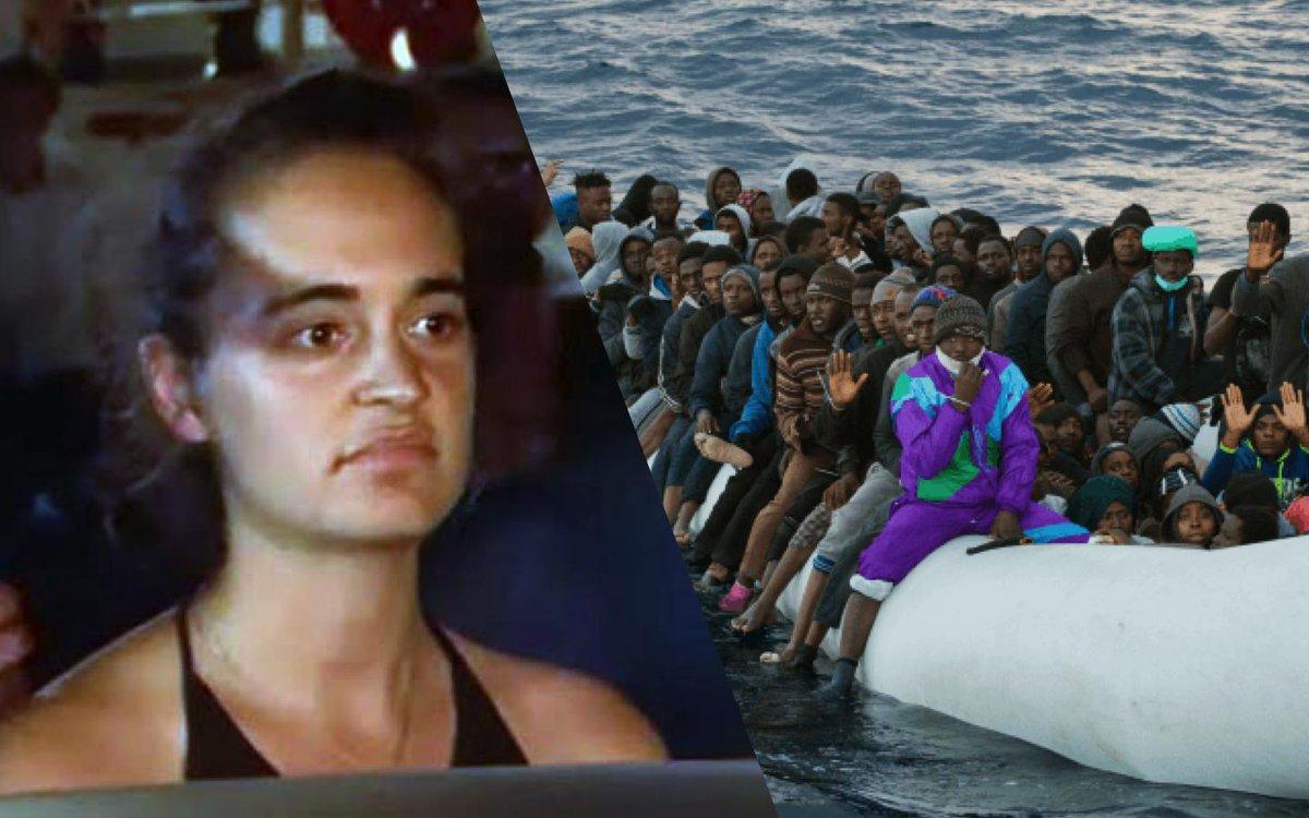 Nebudeme tolerovat pašování imigrantů do Evropy! Pokud někdo pravidla vědomě porušuje, jako jedna kapitánka, porušuje zákon a patří před soud. Dělat z takového člověka hrdinu nebo to srovnávat s dobou války a holocaustu je absurdní a odporné zároveň.