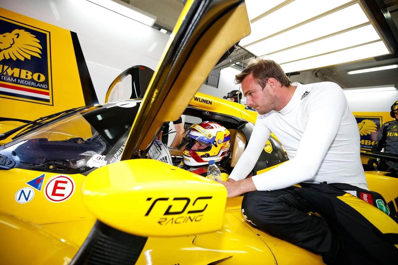 Giedo van der Garde Racing Team Nederland