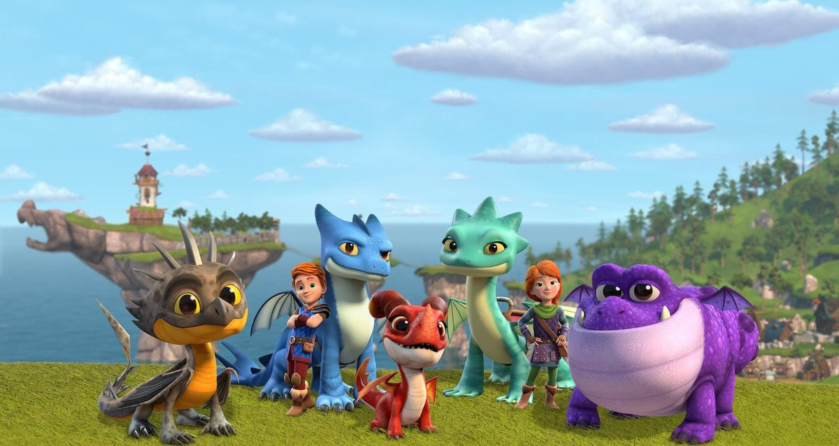 Dragons rescue riders [Avec spoilers] (201?) DreamWorks EAOyVpAUYAAH9-F