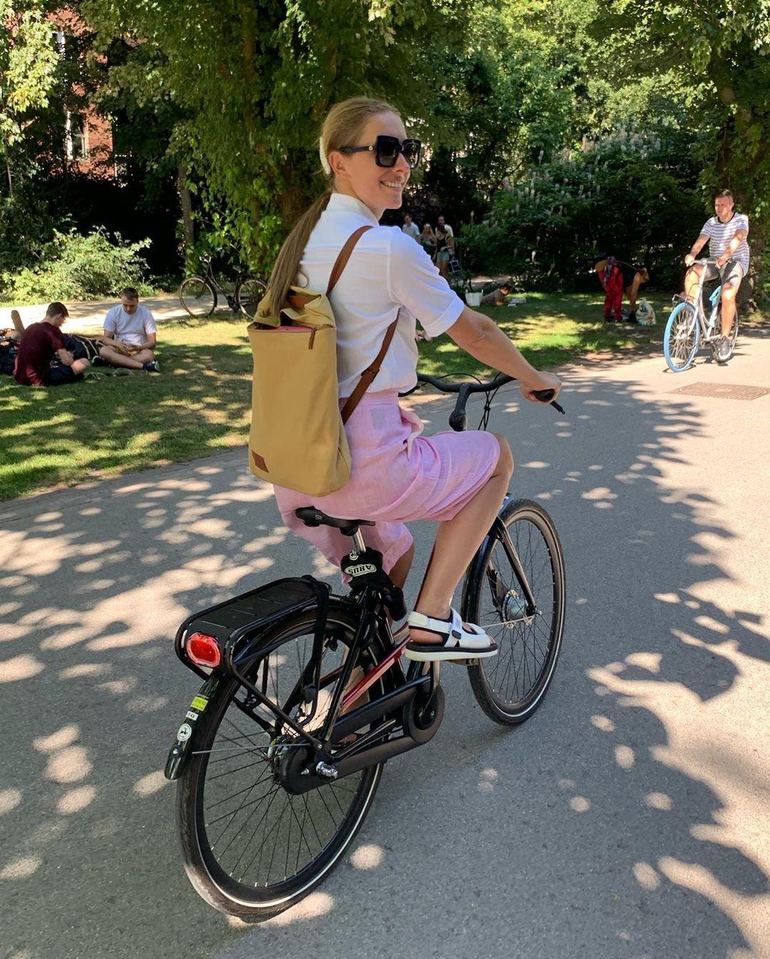 Велопрогулка по Амстердаму