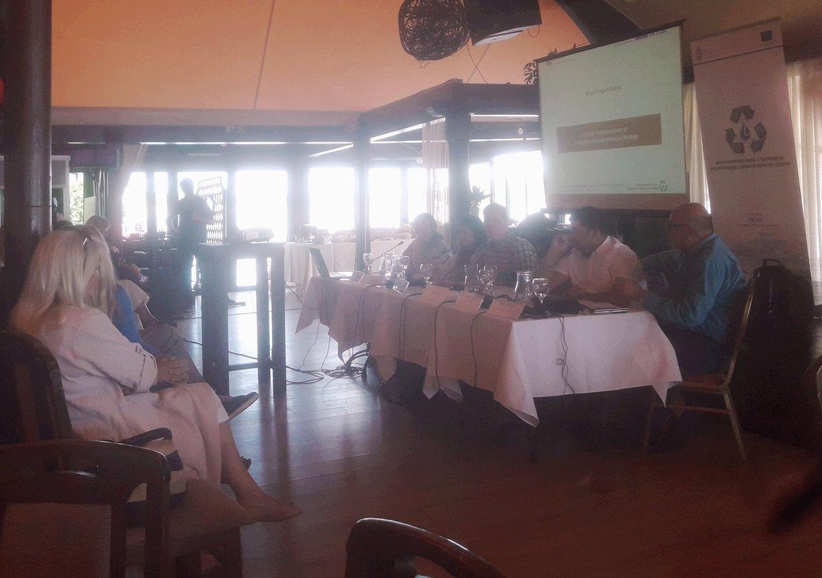 test Twitter Media - Zavrsna konferencija projekta Dalja implementacija Strategije za aroksimaciju u oblasti zastite zivotne sredine @MinistarstvoZZS @ZeleniPoslanik https://t.co/a3dTSXmsfu
