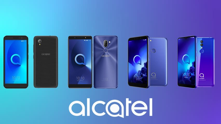 alcatel hashtag on Twitter